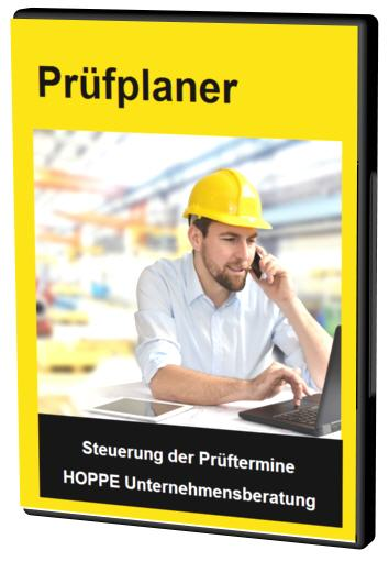 HOPPE Prüfplaner Software CD